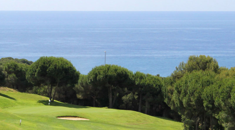 Golf Sant Vicenç de Montalt Golf Club