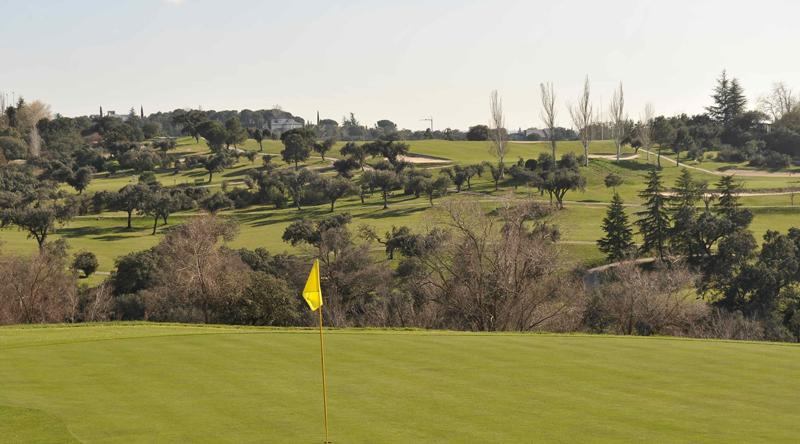 Nuevo Club de Golf de Madrid Las Matas